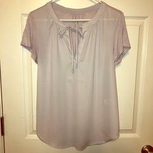 Lavender dress top